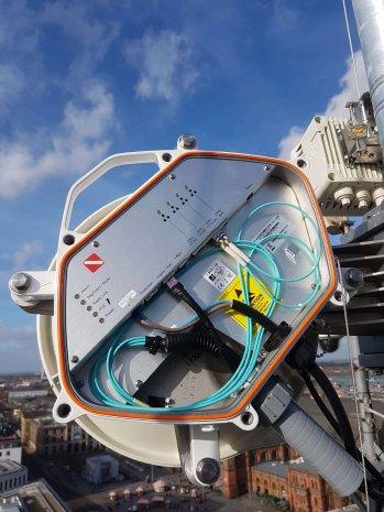Aviat-WTM 5800-Servicezugang