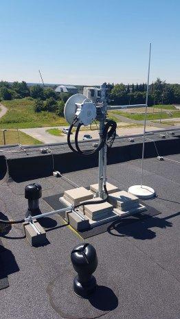 Elva-1-PPC 10G - Antennenträger