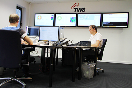 Network operation centre TWS