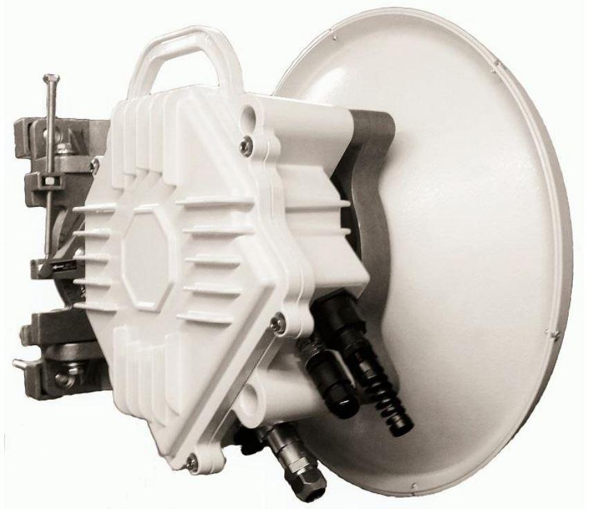 Elva1-PPC-10G, Richtfunksystem mit 10 GigaBit/s bis zu 3km