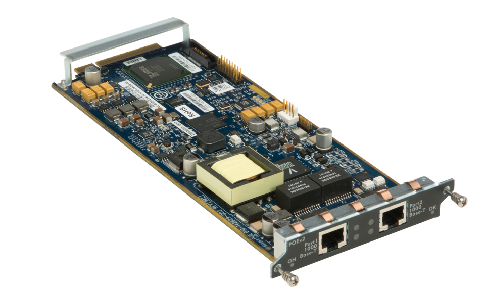 Aviat CTR 8540 - Power over Ethernet Modul (double)