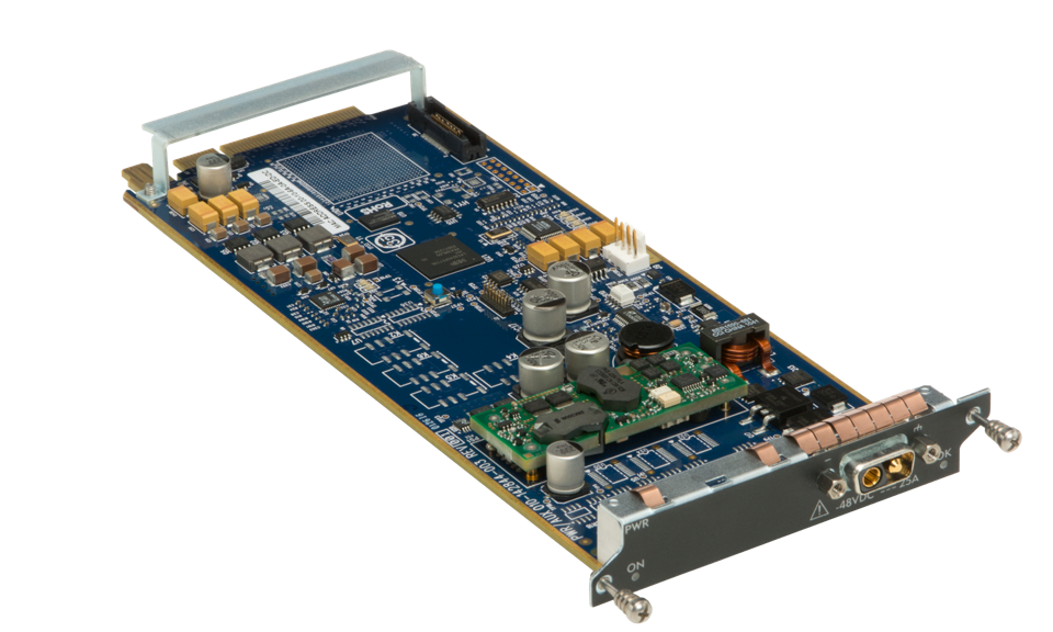 Aviat - CTR 8540 - Redundantes Powermodul