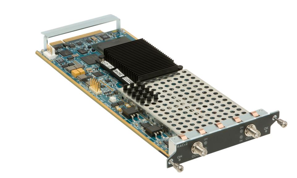 Aviat CTR 8540 - racx2 (double Radiomodul)